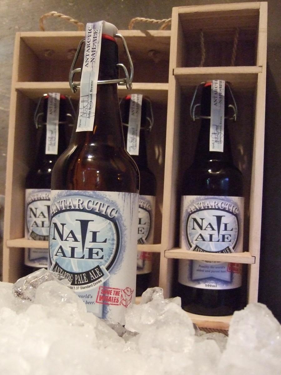 Afbeeldingsresultaat voor Nail Brewing's Antarctic Nail Ale