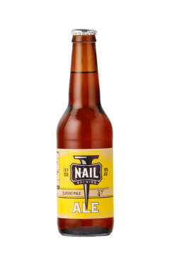 Nail Ale Bottle