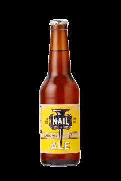 Nail Ale Bottle