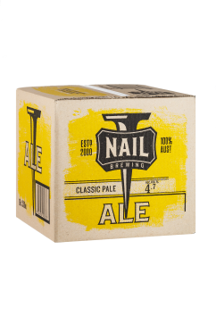 Nail Ale Cube