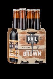 Nail Imperial Brown 4pk