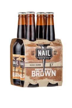 Nail Imperial Brown 4pk