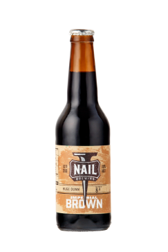 Nail Imperial Brown Bottle