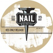 Keg Only Release Tap Decal