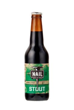 Nail Stout Bottle