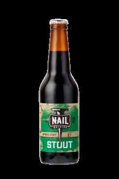 Nail Stout Bottle